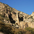 Picture - Mountains near Bisbee.