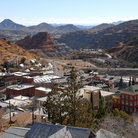 Picture - Overview of Bisbee.