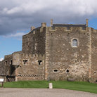 Picture - Blackness Castle on the Forth estuary.