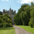 Picture - The grounds of Blarney Castle.