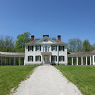 Picture - Estate on Blennerhassett Island in Parkersburg, West Virginia.