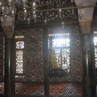 Picture - Beautiful metal door in the Blue Mosque in Istanbul.