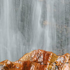 Picture - The Lodore Waterfall, Valley of the Waters, Blue Mountains National Park.