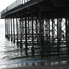 Picture - Detail of the Bognor Regis Pier.