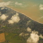 Picture - Aerial view near Bognor Regis.