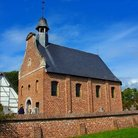 Picture - An Old Church in the city of Bokrijk.