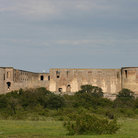 Picture - The Borgholm Castle ruins.
