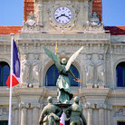 Picture - Hotel de Ville in Cannes.