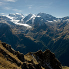 Picture - Summer time at Grand Combin.