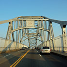 Picture - Bourne Bridge in Cape Cod, MA.