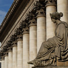 Picture - La Bourse in Paris.