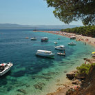 Picture - The beach at Brac.