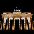 Picture - Brandenburger Tor in Berlin.