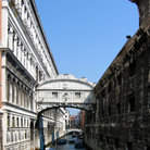 Picture - Bridge of Sighs in Venice.