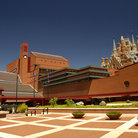 Picture - New British Library of London.