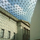 Picture - Rotunda at British Museum, London.
