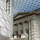 Picture - Rotunda of London's British Museum.