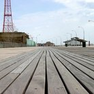 Picture - Boardwalk at Coney Island, Brooklyn.