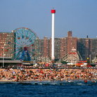 Picture - Coney Island/ Astroland Amusement Park, Brooklyn.