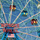 Picture - Wonder Wheel on Coney Island, New York.