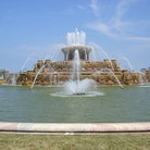 Picture - Buckingham Fountain, Chicago.