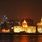 Picture - Night view of the Bund, Shanghai.