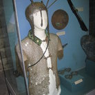 Picture - Traditional armour and ammunition used in the olden Dubai.