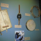 Picture - Traditional musical instruments used to play arab music in Dubai at the Dubai Museum.