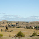Picture - Landscape at Burra Mine.