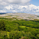 Picture - landscape of the Burren.