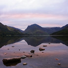 Picture - Morning at Buttermere Lake.