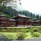 Picture - Byodo-in Temple in Kyoto.