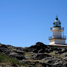 Picture - Lighthouse at Cap de Creus.