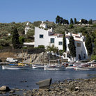 Picture - Dali's house in Port Lligat.