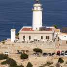 Picture - Lighthouse at Cap Formentor.