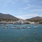 Picture - View of Cadaques from the water.