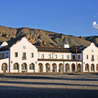Picture - The Caliente Train Station and museum.