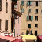 Picture - Typical architecture of Calvi.