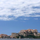 Picture - The skyline of Calvi.