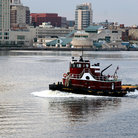 Picture - Tugboat in Camden.