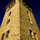 Picture - Stone Tower at Ha Ha Tonka State Park.