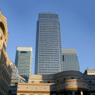 Picture - New architecture of Canary Wharf.