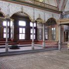 Picture - Ornate interior of the Topkapi Palace in Istanbul.
