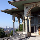 Picture - The view from Topkapi Palace in Istanbul.