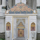 Picture - A fountain at the Topkapi Palace in Istanbul.
