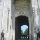 Picture - The imperial gate of the Topkapi Palace in Istanbul.