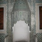 Picture - Detail of mihrab in Topkapi Palace in Istanbul.