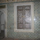 Picture - Exquisite Blue and white tile work in Baghdad Pavillion in Topkapi Palace in Istanbul.
