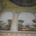 Picture - Hand painted walls in Baghdad Pavillion in Topkapi Palace in Istanbul.