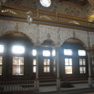Picture - The impressive Imperial Hall in Topkapi Palace in Istanbul.